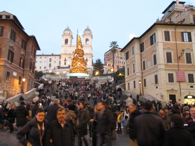 christmas in rome 4