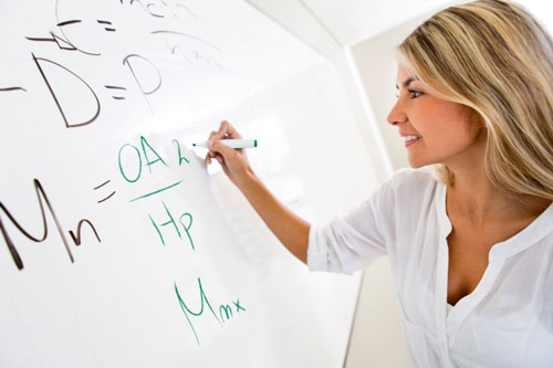 Woman-and-Math-equals-a-winning-equation
