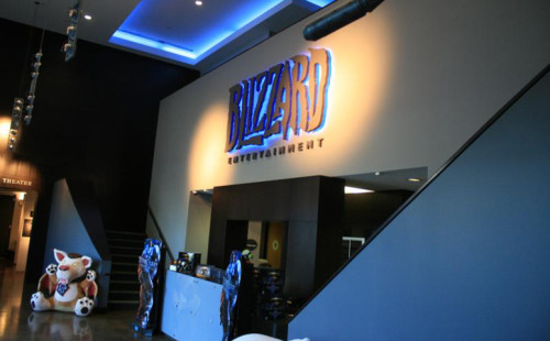 blizzard-entertainment-irvine-office-lobby