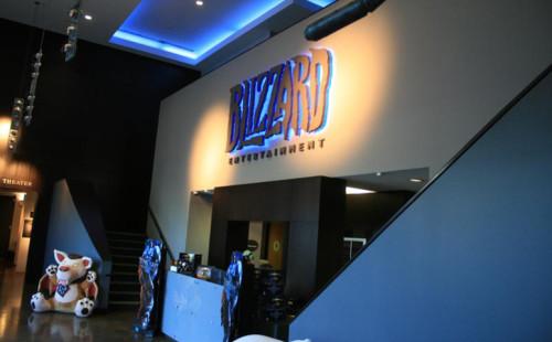 blizzard-entertainment-irvine-office-lobby